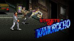 Jaquette de Streets of Kamurocho PC
