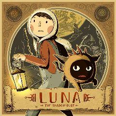 Jaquette de Luna The Shadow Dust Nintendo Switch