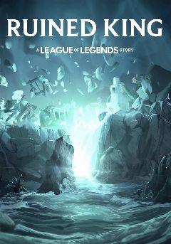 Jaquette de Ruined King : A League of Legends Story Nintendo Switch