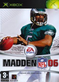 Jaquette de Madden NFL 06 Xbox