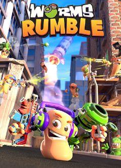 Jaquette de Worms Rumble PC