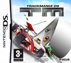 Jaquette de Trackmania DS DS