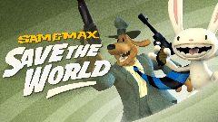 Sam & Max Save The World Remastered