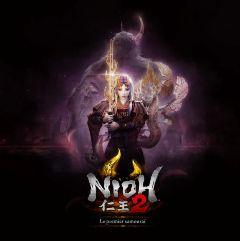 Jaquette de Nioh 2 Le Premier Samouraï PS4