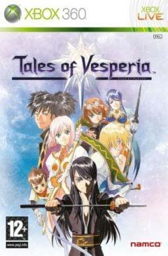 Jaquette de Tales of Vesperia Xbox 360