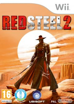 Jaquette de Red Steel 2 Wii