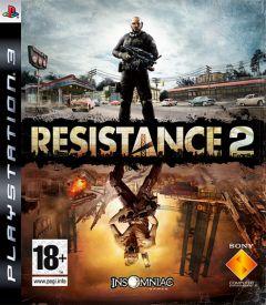 Jaquette de Resistance 2 PlayStation 3