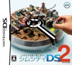 Jaquette de SimCity DS 2 DS