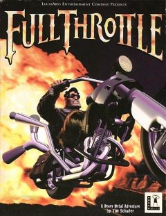 Jaquette de Full Throttle  : Hell on Wheels PC