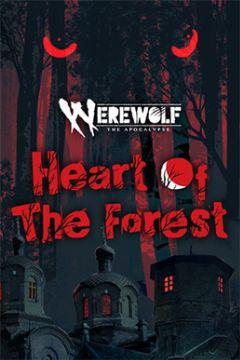 Jaquette de Werewolf : The Apocalypse - Heart of the Forest Nintendo Switch