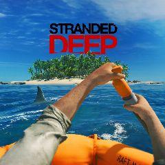 Jaquette de Stranded Deep PS4