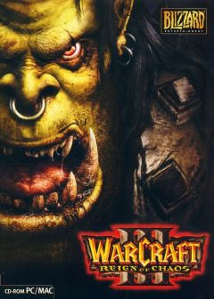 Jaquette de Warcraft III : Reign of Chaos PC