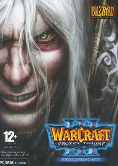 Jaquette de Warcraft III : The Frozen Throne PC