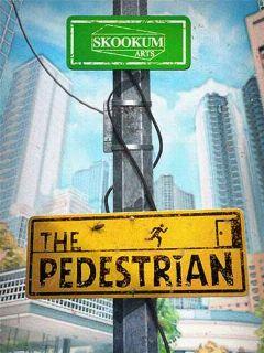 Jaquette de The Pedestrian PS5