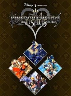 Jaquette de Kingdom Hearts HD 1.5 + 2.5 ReMIX PC