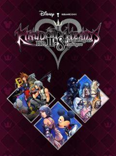 Jaquette de Kingdom Hearts 2.8 : Final Chapter Prologue PC