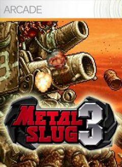 Jaquette de Metal Slug 3 Xbox 360