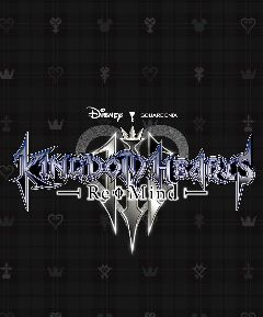 Jaquette de Kingdom Hearts III - Re:Mind PC
