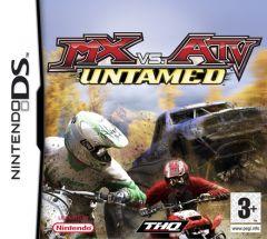 Jaquette de MX Vs. ATV : Extrême Limite DS