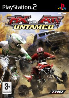 Jaquette de MX Vs. ATV : Extrême Limite PlayStation 2