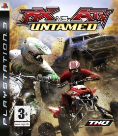 Jaquette de MX Vs. ATV : Extrême Limite PlayStation 3
