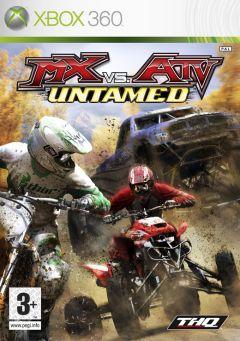 Jaquette de MX Vs. ATV : Extrême Limite Xbox 360