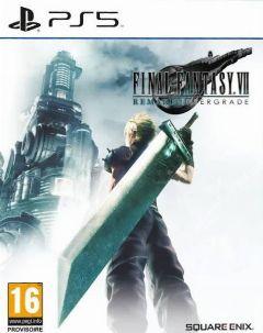 Jaquette de Final Fantasy VII Remake Intergrade PS5