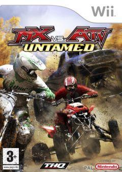 Jaquette de MX Vs. ATV : Extrême Limite Wii