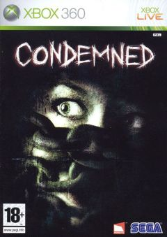Jaquette de Condemned : Criminal Origins Xbox 360