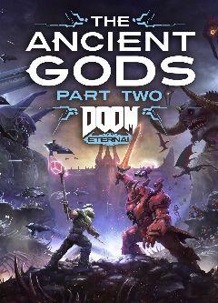 Jaquette de DOOM Eternal : The Ancient Gods Part 2 PS4