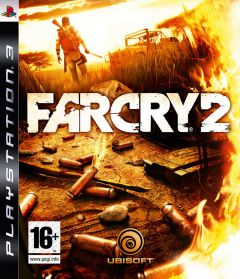 Jaquette de Far Cry 2 PlayStation 3