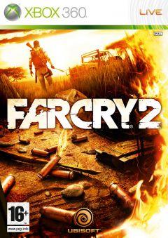 Jaquette de Far Cry 2 Xbox 360