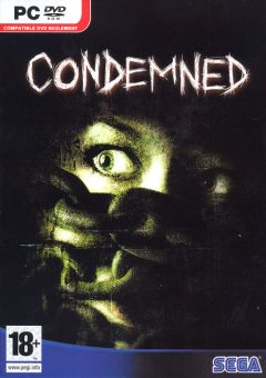 Jaquette de Condemned : Criminal Origins PC