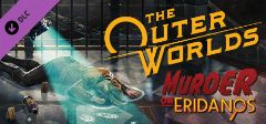 Jaquette de The Outer Worlds : Meurtre sur Éridan Nintendo Switch