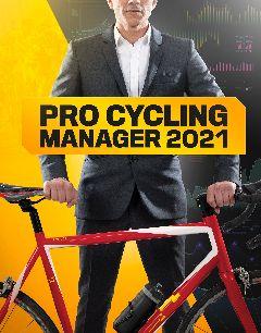 Jaquette de Pro Cycling Manager 2021 PC