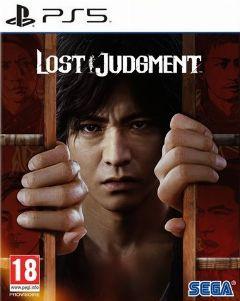 Jaquette de Lost Judgment PS5
