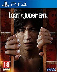 Jaquette de Lost Judgment PS4