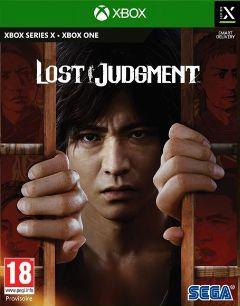 Jaquette de Lost Judgment Xbox Series