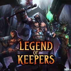 Jaquette de Legend of Keepers : Career of a Dungeon Master Google STADIA