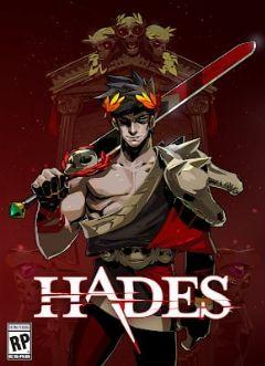 Jaquette de Hades PS4