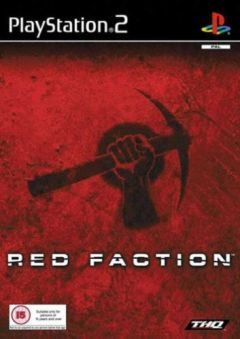 Jaquette de Red Faction PlayStation 2
