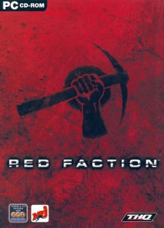Jaquette de Red Faction PC