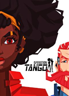 Jaquette de Operation TANGO Xbox Series