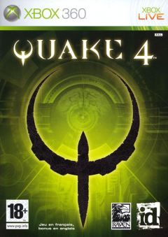 Jaquette de Quake 4 Xbox 360