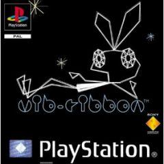 Jaquette de Vib-Ribbon PlayStation