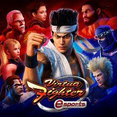 Jaquette de Virtua Fighter 5 Ultimate Showdown Arcade