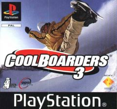 Jaquette de Cool Boarders 3 PlayStation