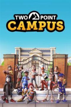 Jaquette de Two Point Campus Xbox One