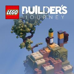 Jaquette de LEGO Builder's Journey Apple Arcade
