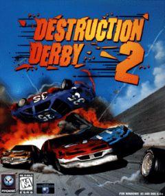Jaquette de Destruction Derby 2 PC